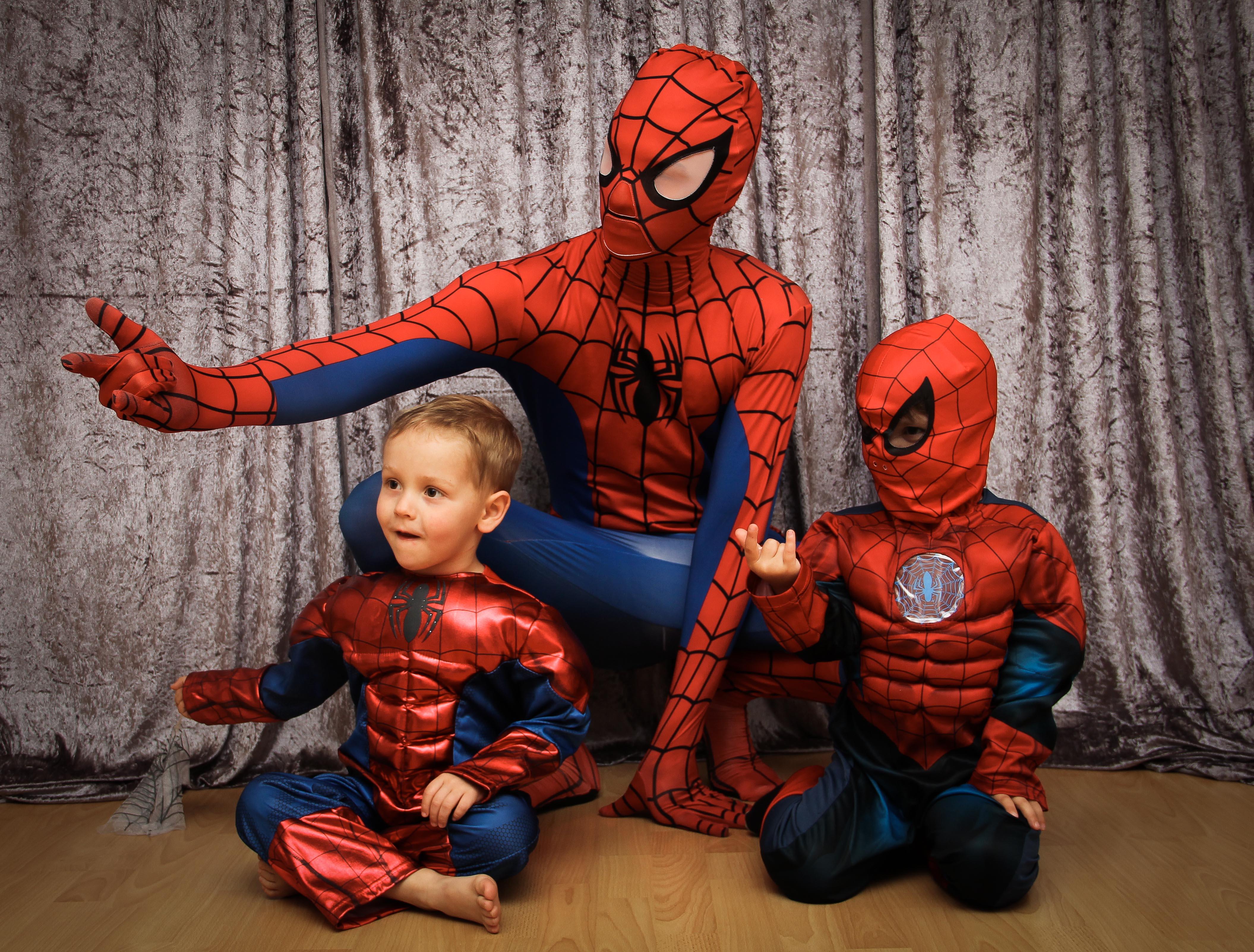 Noodle Superhero Parties