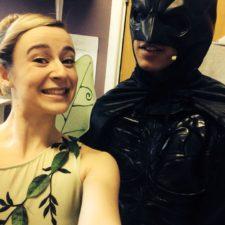 Batman and tink