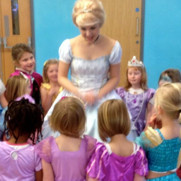 Jodie Princess School