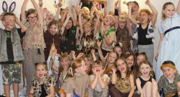 Noodle Summer Camp – a performing arts holiday club for children aged five and over